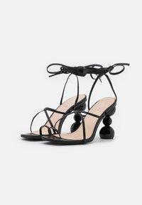 BEBO - CLAUDIA - T-bar sandals - black - 2
