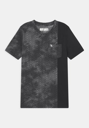 NOVELTY PATTERN - Print T-shirt - black