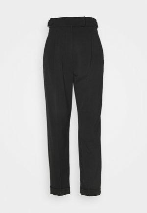 FORMIA - Spodnie materiałowe - schwarz