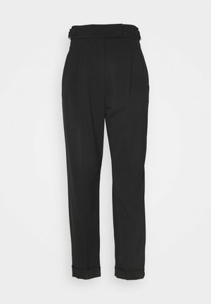 FORMIA - Trousers - schwarz