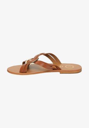 HYPOLITE - Slippers - camel