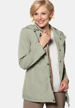 Outdoor jacket - salbei