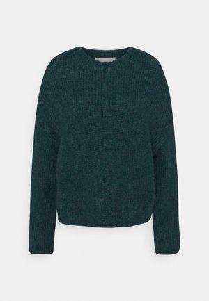 CREWNECK  - Sweter - green