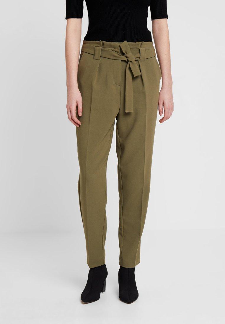 KIOMI - Trousers - olive