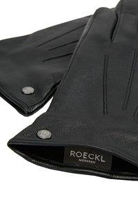 Roeckl - TALLINN TOUCH - Rukavice - black - 3