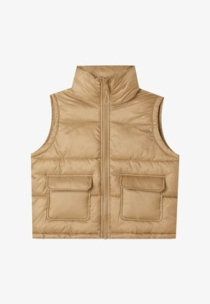 Bodywarmer - light brown
