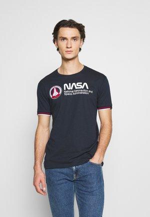 NASA RETRO  - T-shirt imprimé - blue