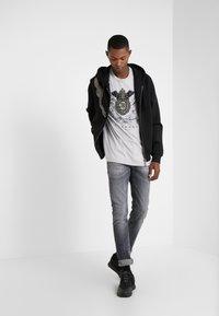 John Richmond - CLAUDIUS - Slim fit jeans - grey denim - 1