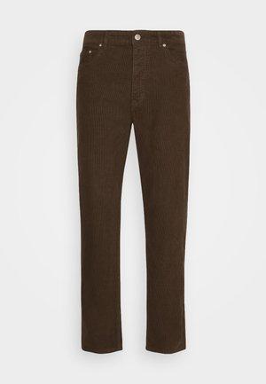 BEN  - Trousers - teak
