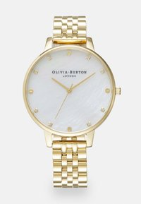 Olivia Burton - CLASSICS - Klokke - gold-coloured/white - 0