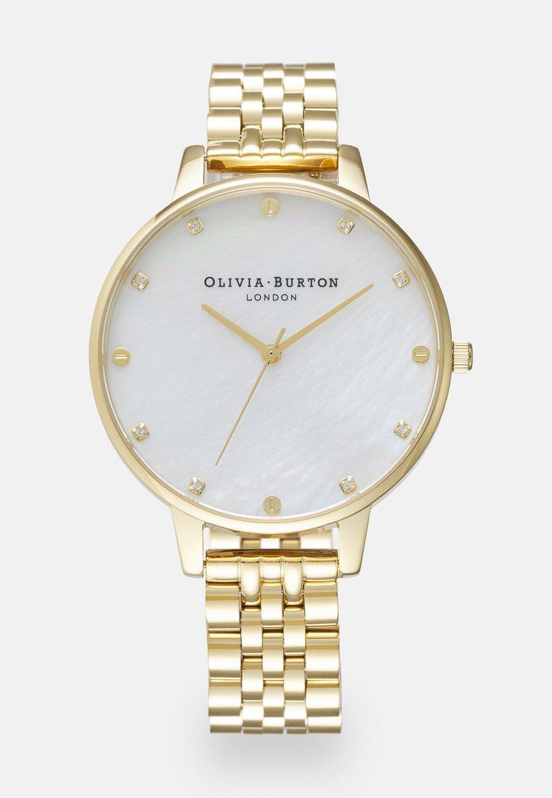 Olivia Burton - CLASSICS - Klokke - gold-coloured/white