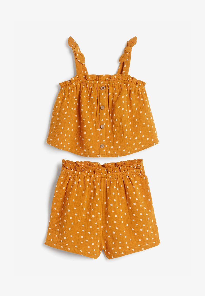 Next - SET - Short - orange
