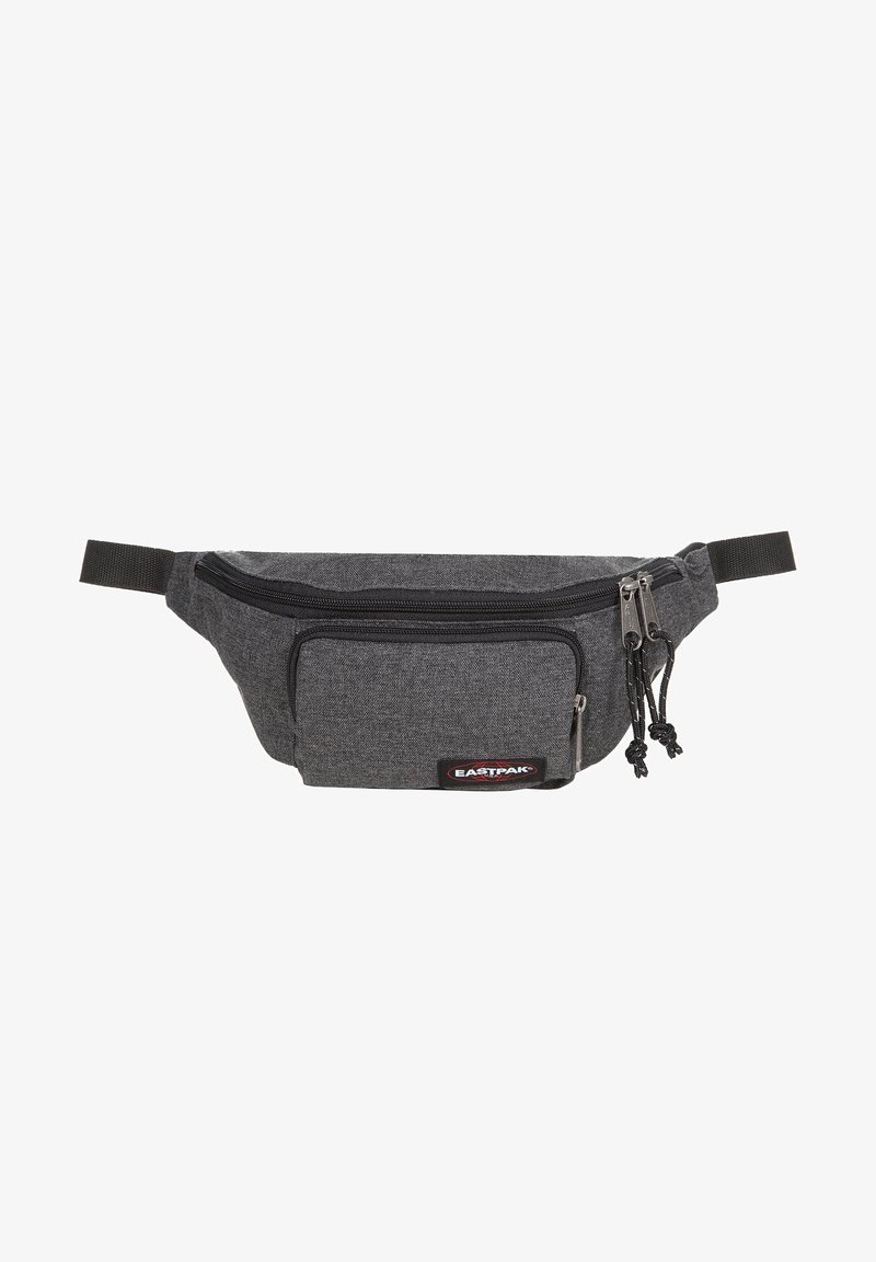 Eastpak - PAGE - Bum bag - black denim