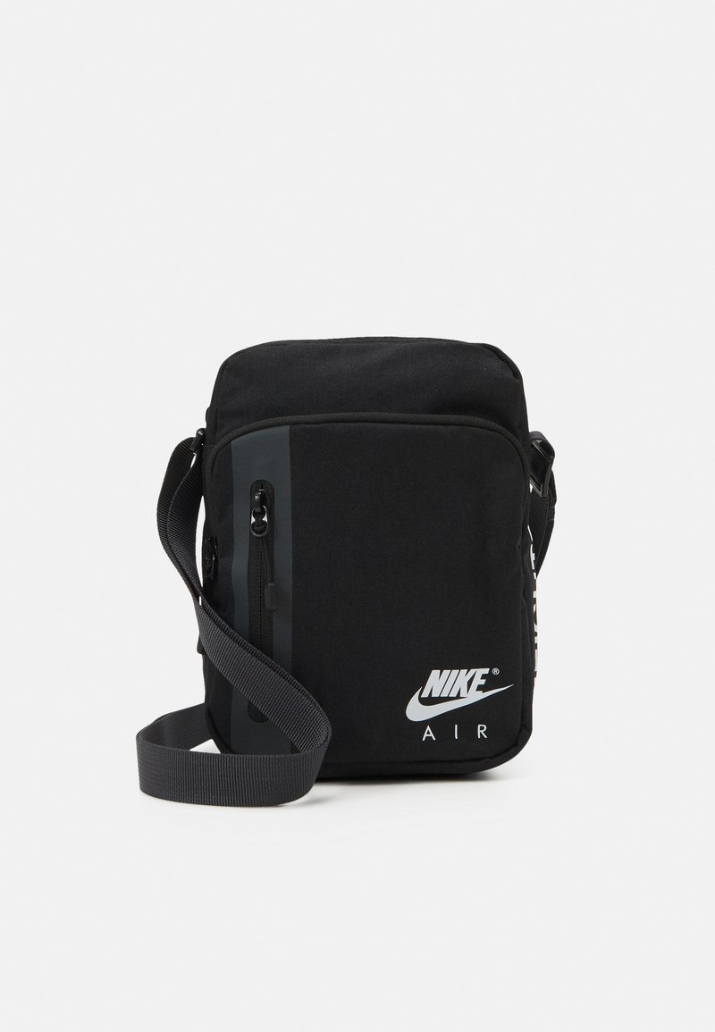 Nike Sportswear - TECH CROSSBODY AIR UNISEX - Across body bag - black/anthracite/white