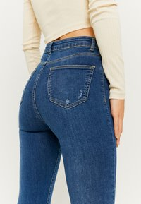 TALLY WEiJL - Jeans Skinny Fit - dark blue denim - 3