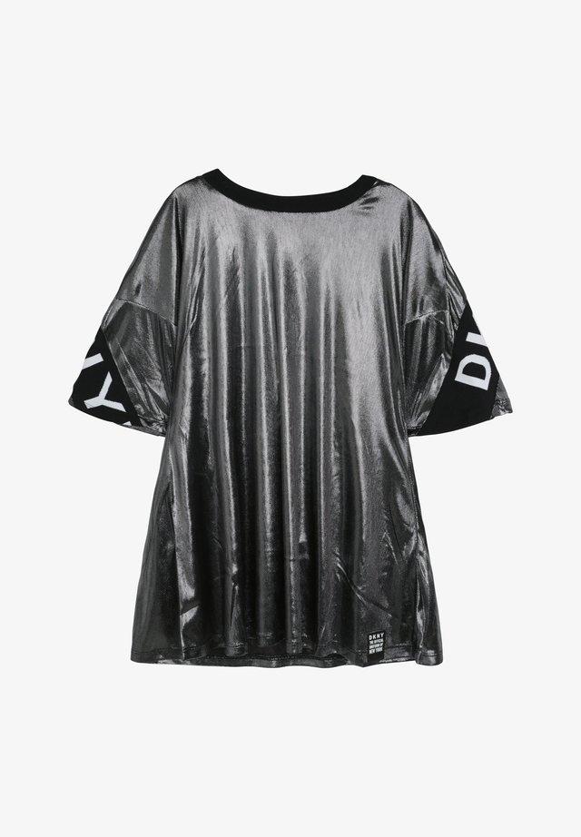 Robe d'été - silver