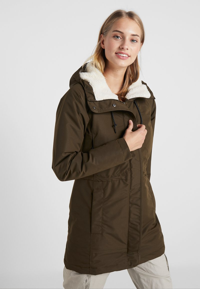 Columbia - SOUTH CANYON - Parka - olive green