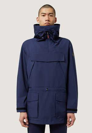 SKIDOO SL ANORAK S - Windbreakers - medieval blue