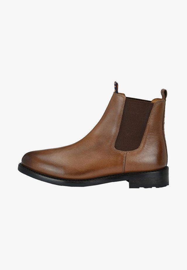 CHELSEA BOOT NEVADA CHELSEA BOOT - Korte laarzen - brown