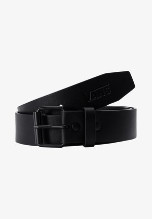 MN HUNTER II PU BELT - Skärp - black