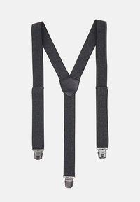 Bugatti - HOSENTRÄGER - Belt - black - 0