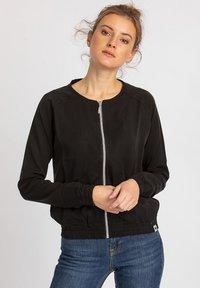 LOVJOI - BOCA - Summer jacket - black - 0