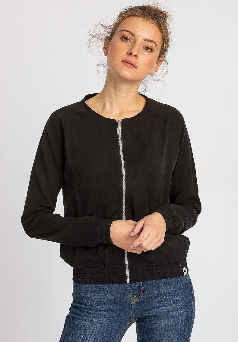 LOVJOI - BOCA - Summer jacket - black
