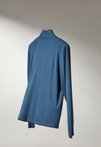 Massimo Dutti - Long sleeved top - blue - 4