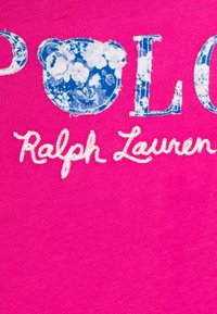 Polo Ralph Lauren - TEE - T-shirt imprimé - college pink - 2