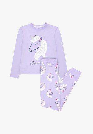2 SET ROME - Pyjamas - lilac
