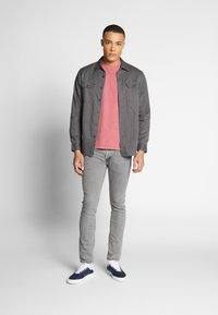 Levi's® - JACKSON WORKER - Camicia - forged iron - 1