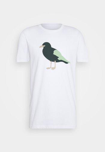 GULL - T-shirt imprimé - white