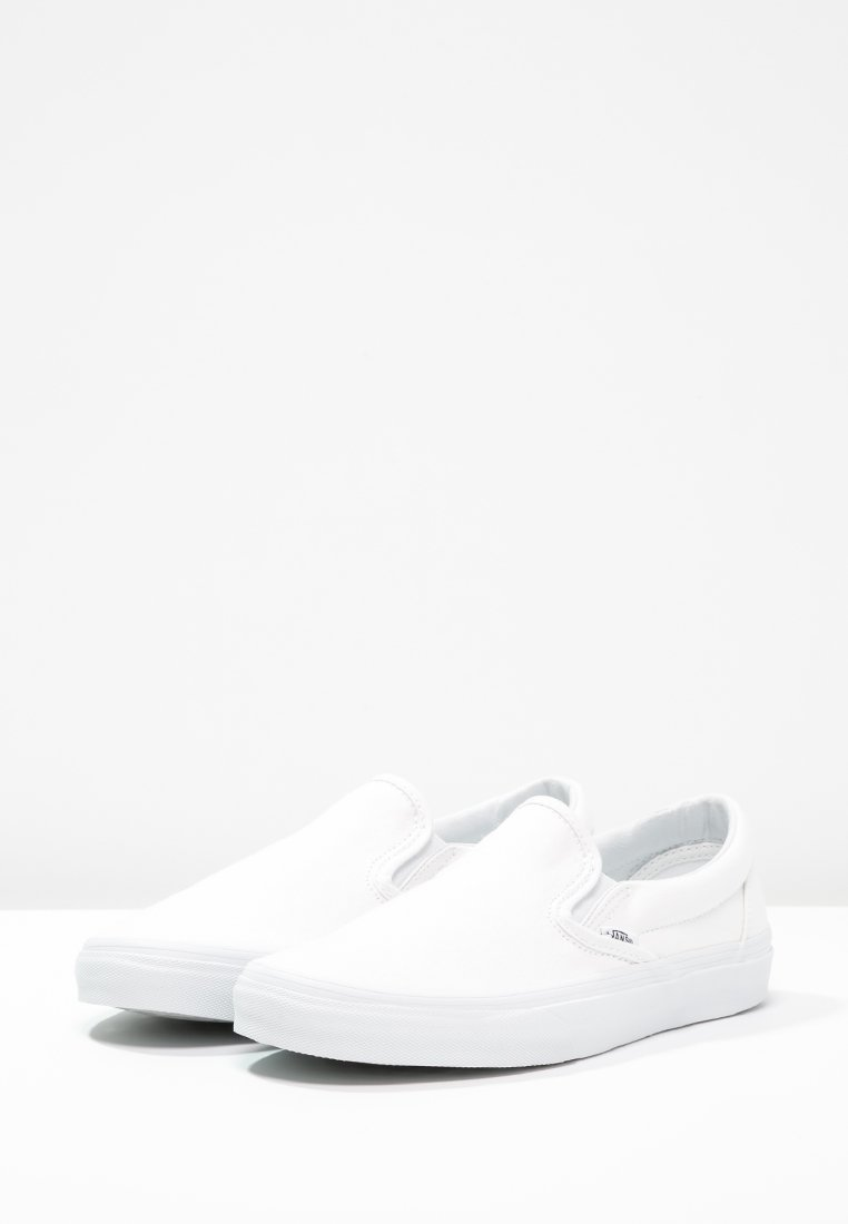 Vans CLASSIC SLIP-ON - Slip-ins - true white/vit - Herrskor T3fHW