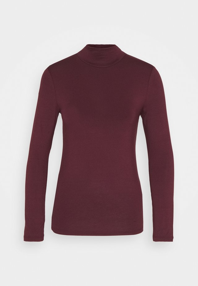 SFMIO HIGHNECK   - Long sleeved top - winetasting