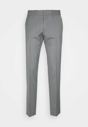 TORD - Suit trousers - light grey