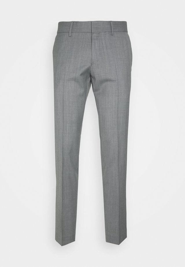 TORD - Pantalon de costume - light grey