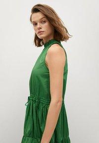 Mango - Day dress - grønn - 4