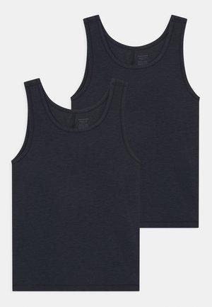 PERSONAL FIT 2 PACK - Undershirt - nachtblau