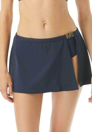 LOGO SOLIDS - Bikini bottoms - new navy