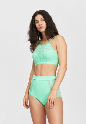 Haut de bikini - pretty green
