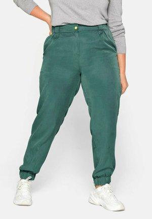 Pantalon de survêtement - opalgrün