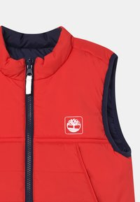 Timberland - PUFFER - Waistcoat - orange - 3