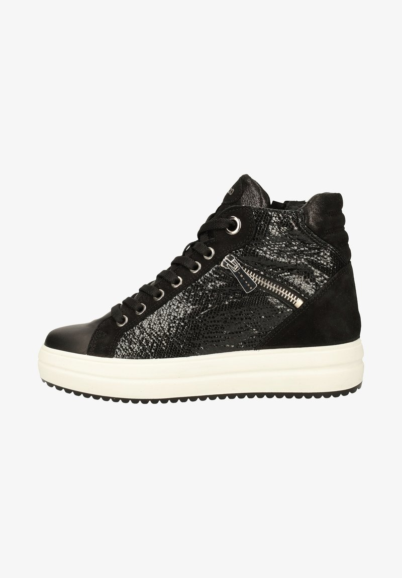 IGI&CO - High-top trainers - nero 55