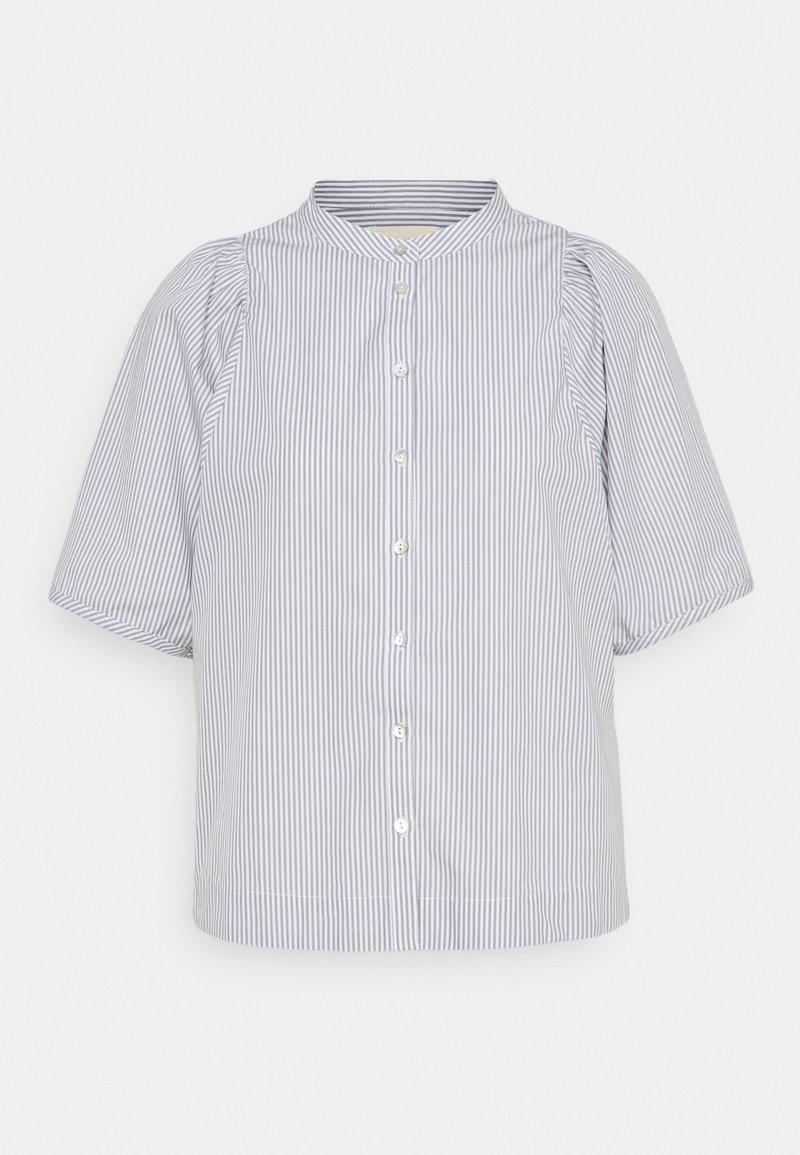 esmé studios - VIVIAN - Button-down blouse - tradewind