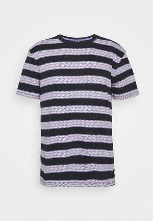 TEE - T-shirt z nadrukiem - fogi black