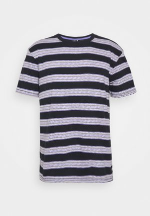 TEE - Print T-shirt - fogi black