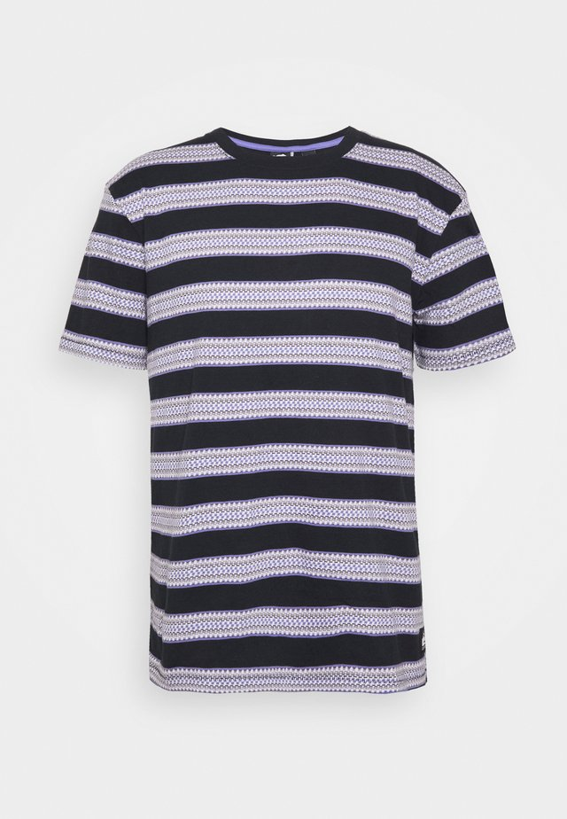 TEE - T-shirt con stampa - fogi black