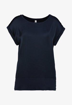 THILDE - Základné tričko - navy