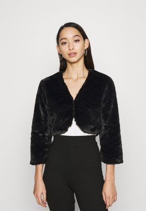 JDYVALA 3/4 BOLERO  - Light jacket - black