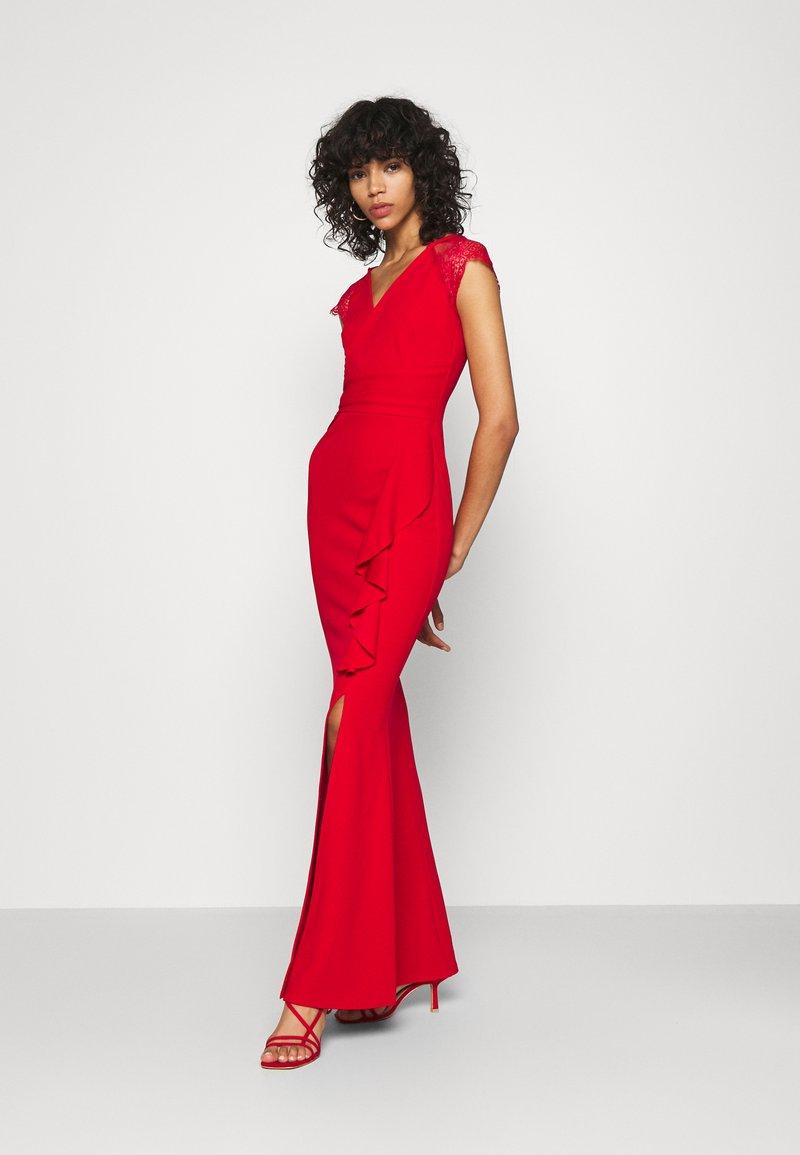 Sista Glam - BELMAIN - Suknia balowa - red